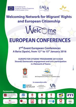 Welcoming Network for Migrant´ Rights and European Citizenship - Welcome Project
